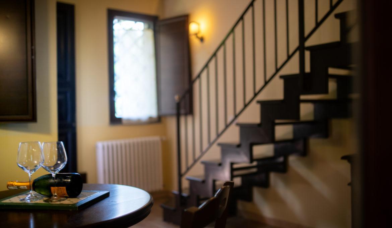 Family Room con soppalco