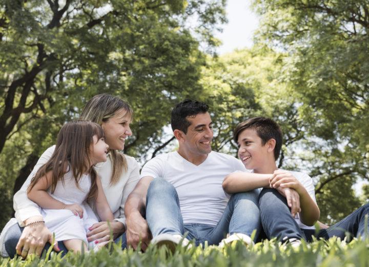 Offerta primavera famiglia